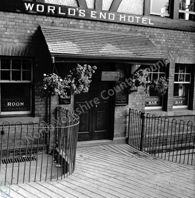 The World's End Inn, Knaresborough